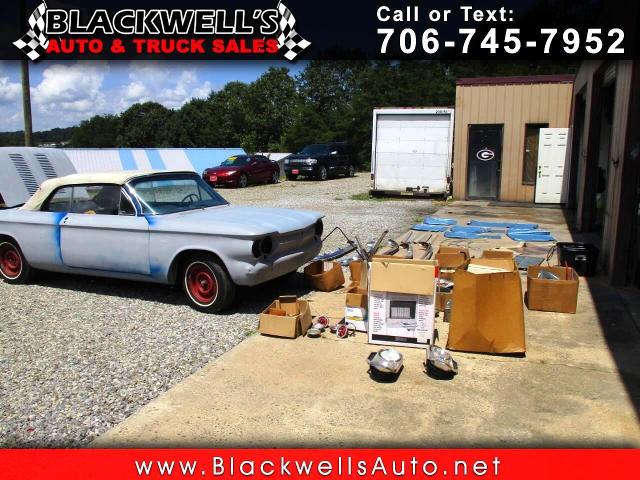1962 Chevrolet Corvair Convert Base