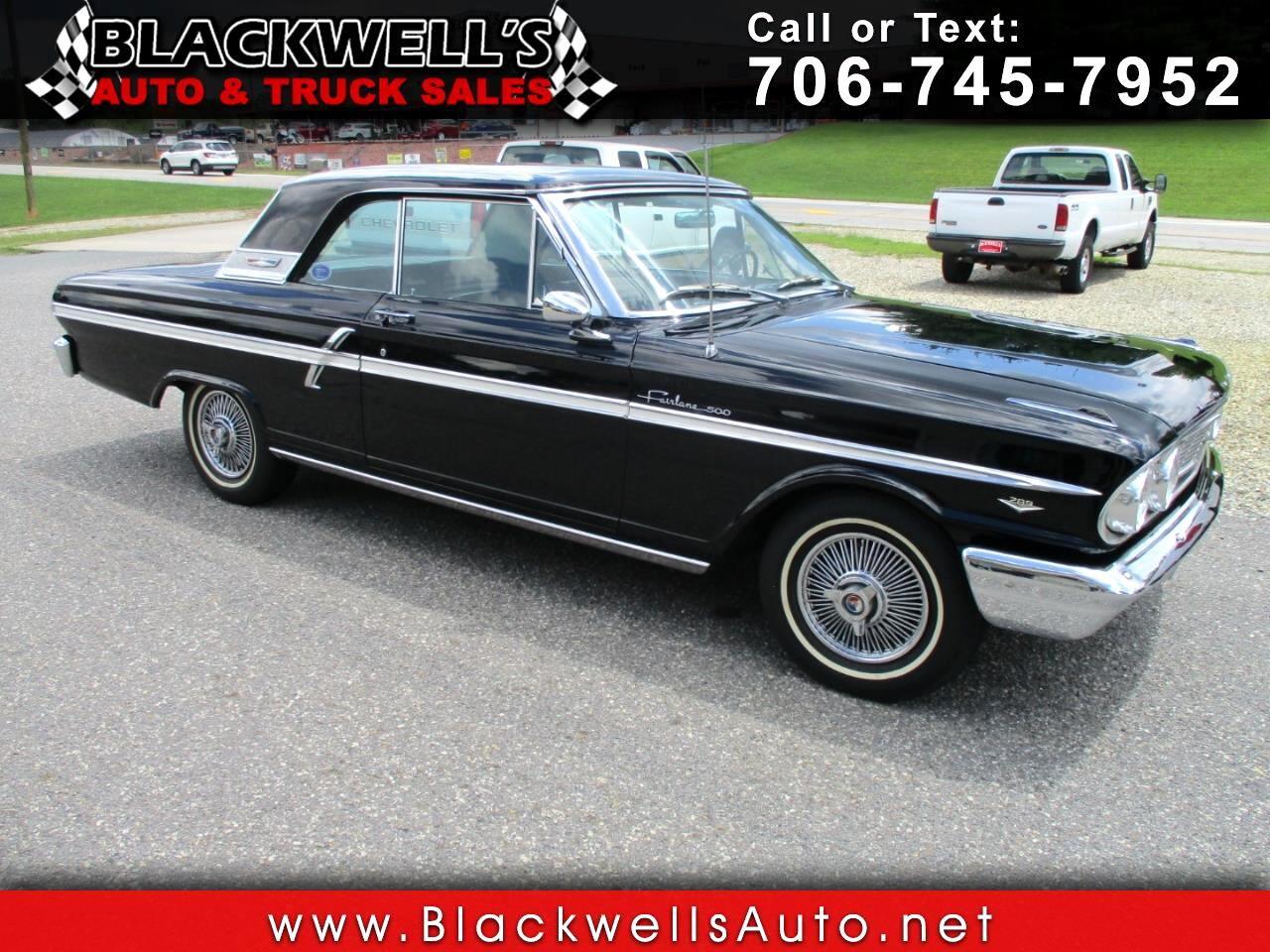 1964 Ford Fairlane 500 2 DR. HARDTOP