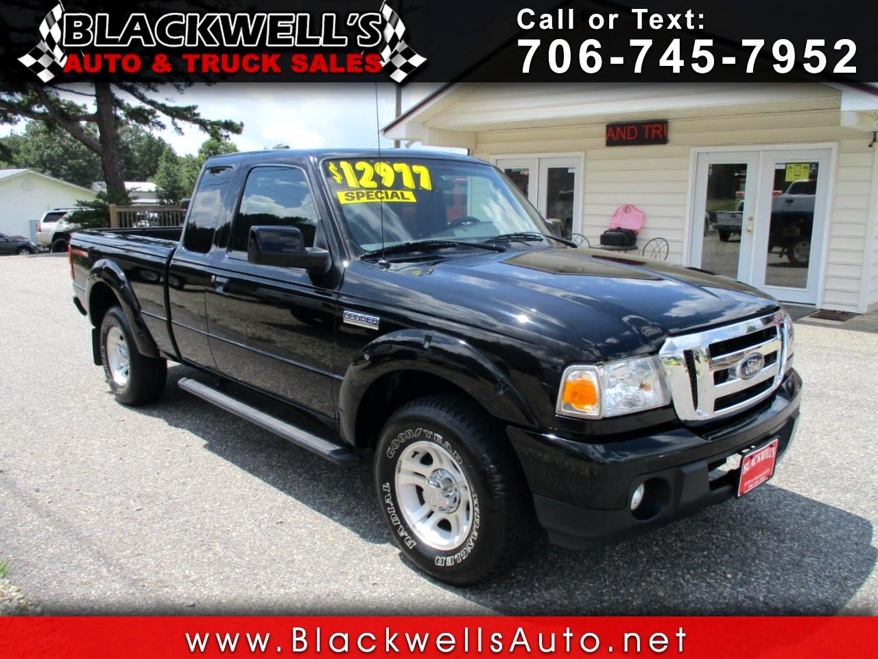 2011 Ford Ranger 2WD 4dr SuperCab 126
