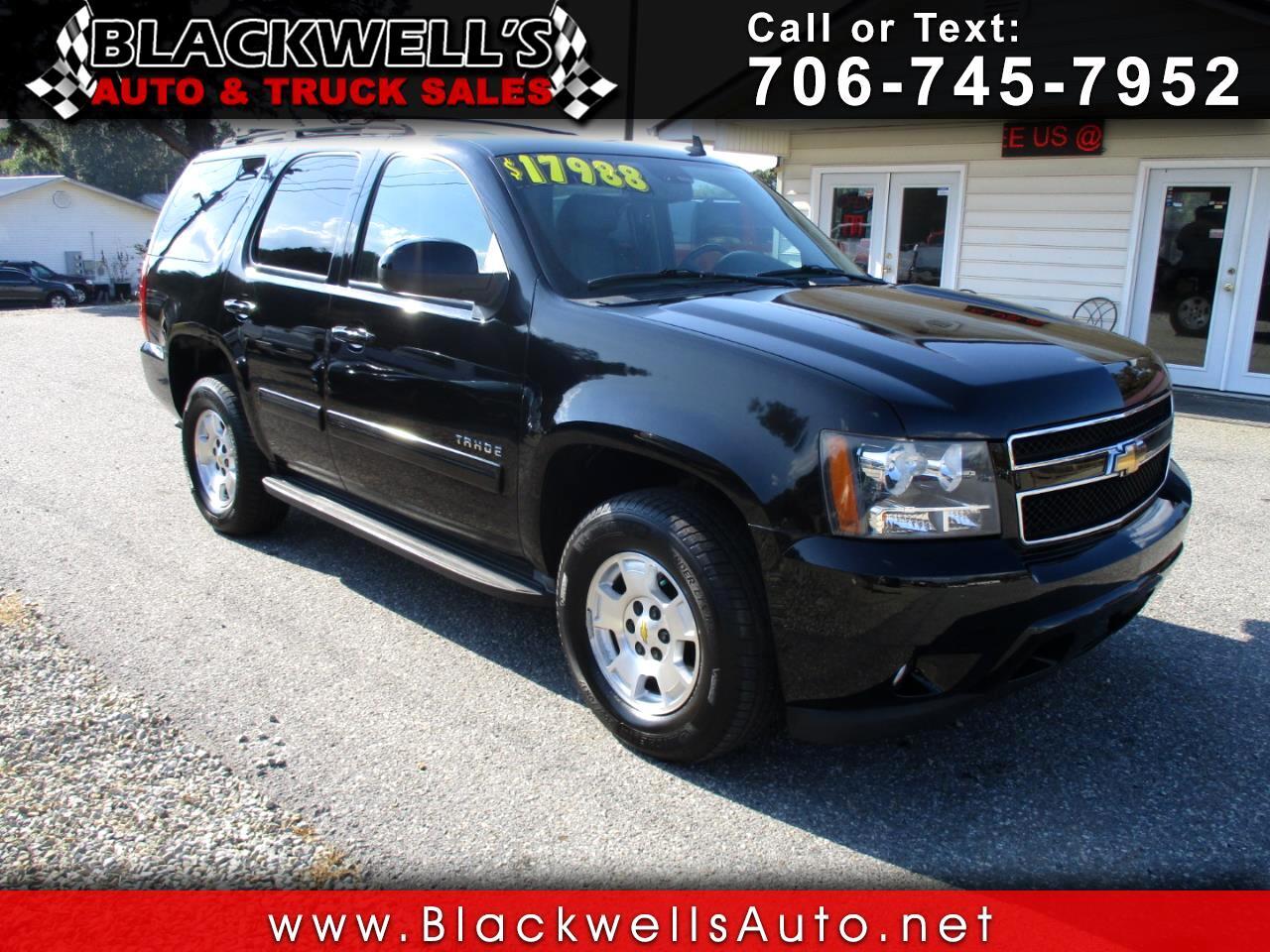 2011 Chevrolet Tahoe 4WD 4dr 1500 LS