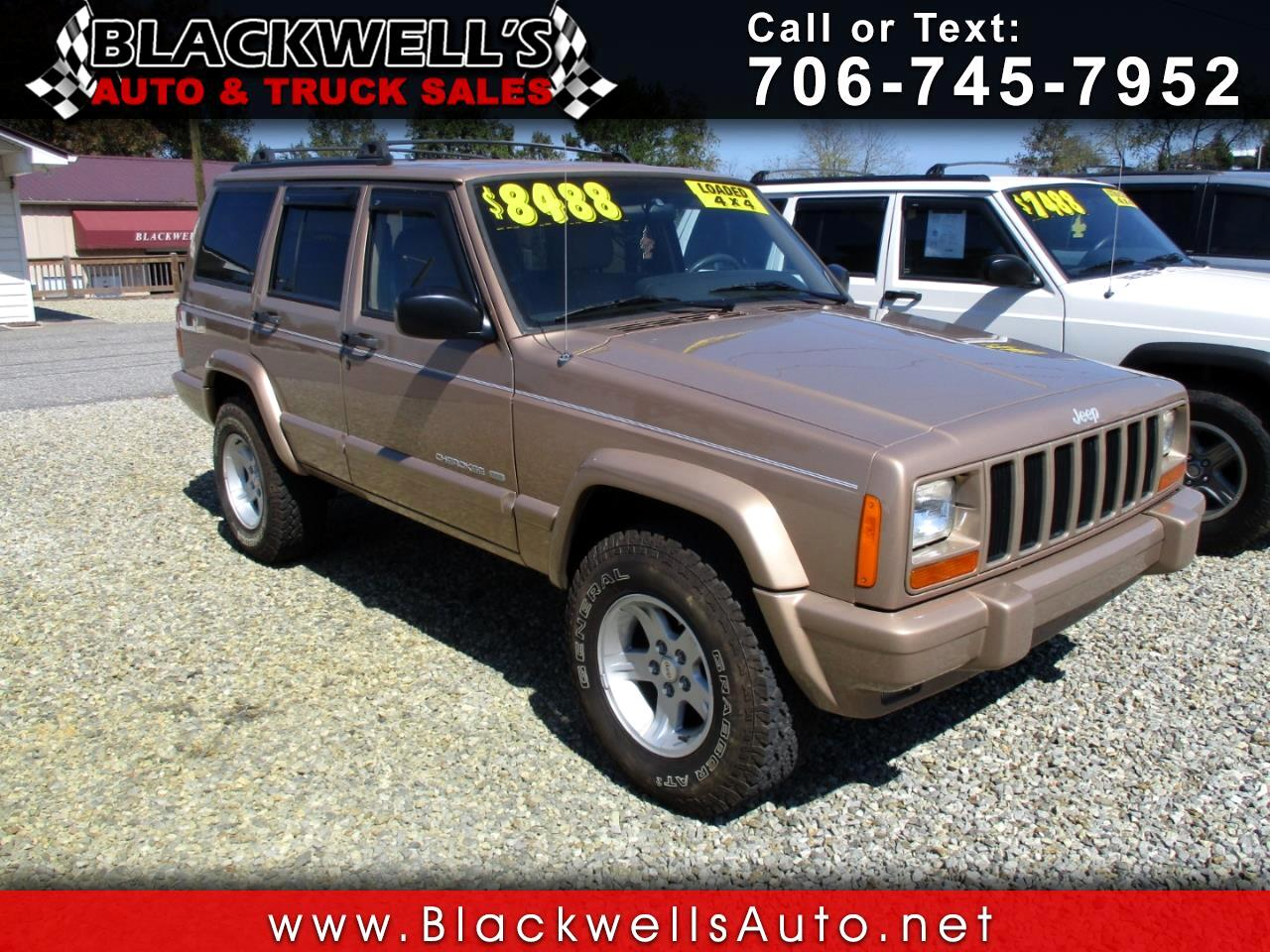 Jeep Cherokee 4dr Limited 4WD 1999