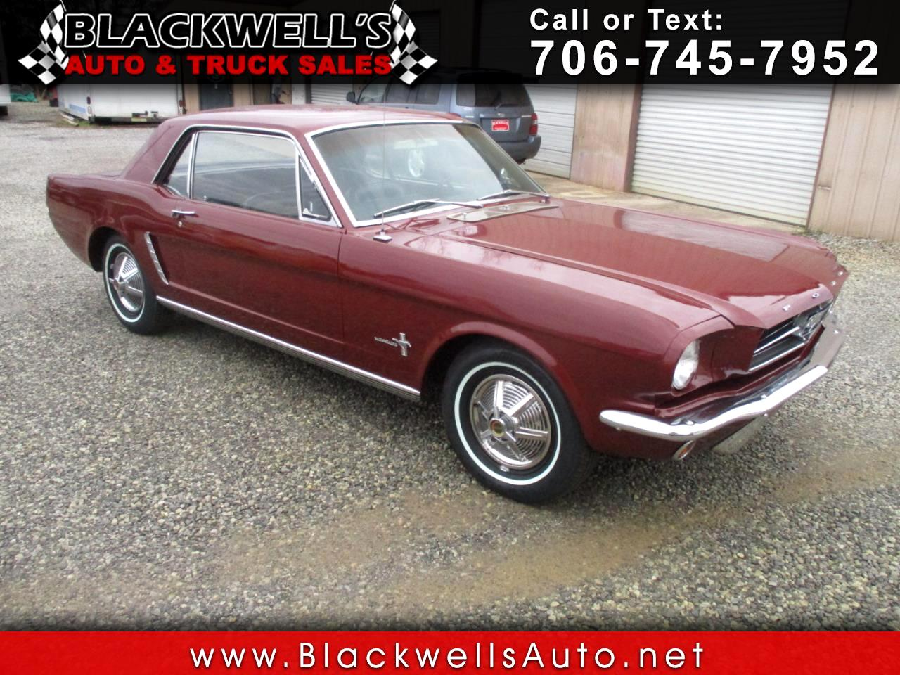 Ford Mustang 2dr Cpe 1965