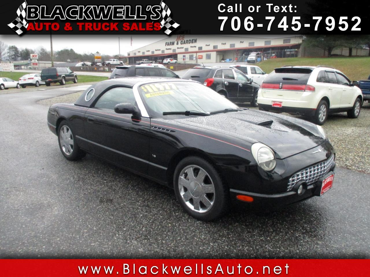 Ford Thunderbird 2dr Convertible Premium 2003