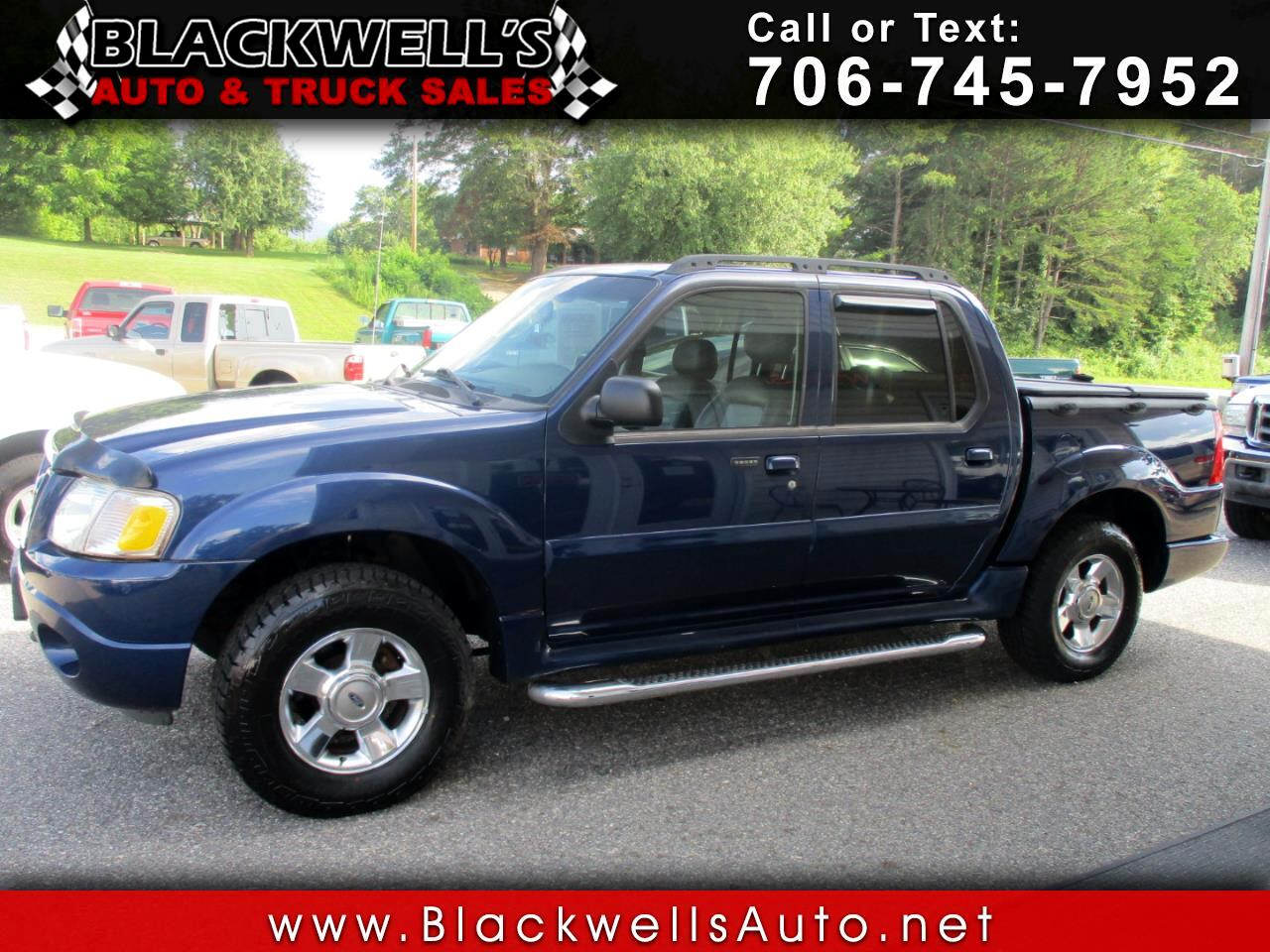"""Ford Explorer Sport Trac 4dr 126"""" WB 4WD Adrenalin 2005"""