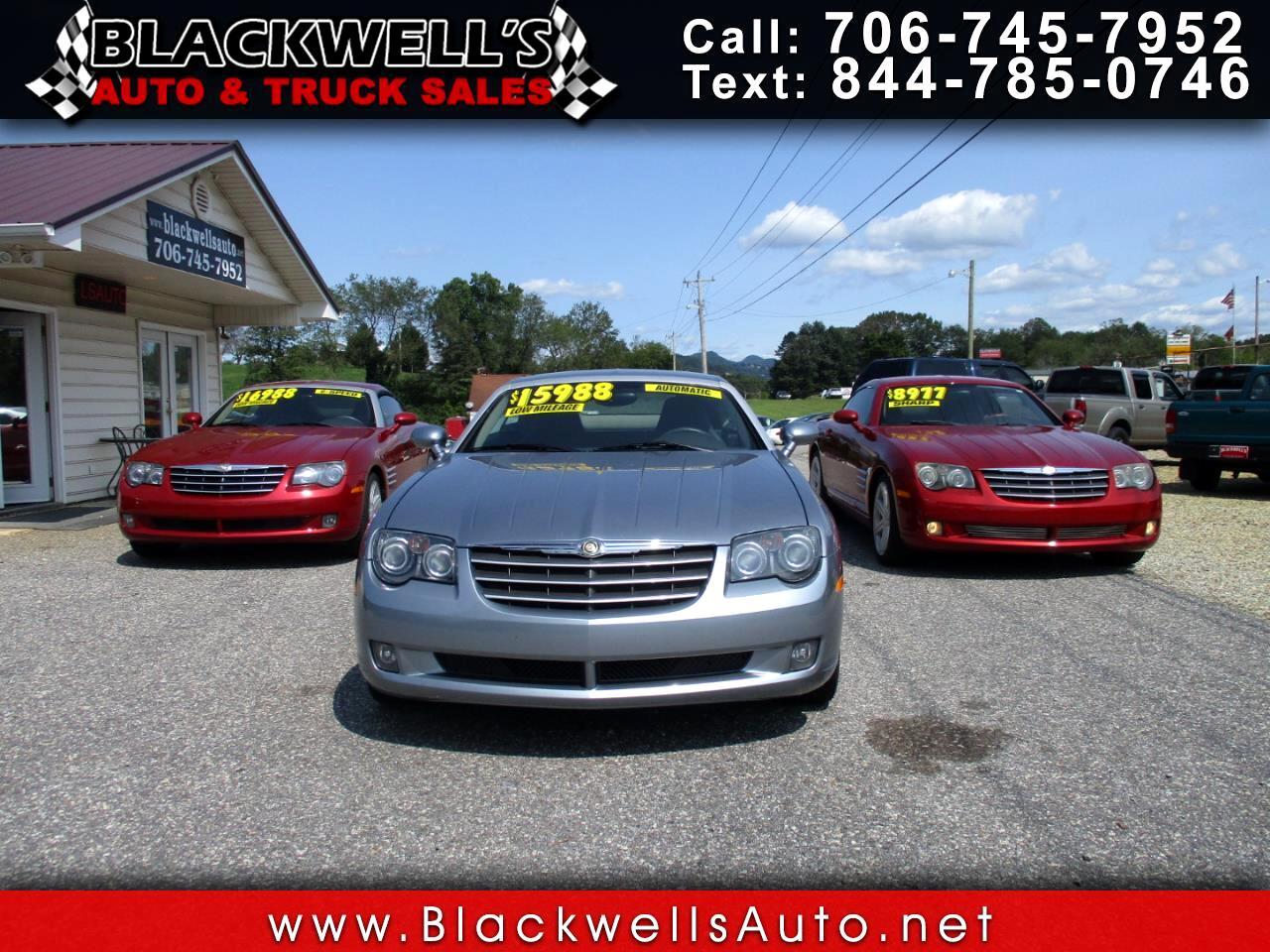 Chrysler Crossfire 2dr Cpe 2004