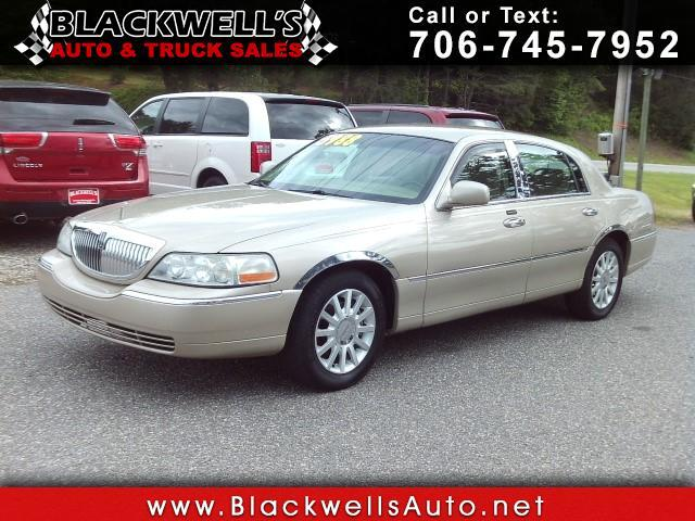 2006 Lincoln Town Car Designer Series
