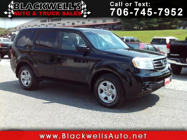 2013 Honda Pilot LX 2WD 5-Spd AT