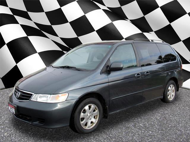 2004 Honda Odyssey EX w/ Leather and DVD