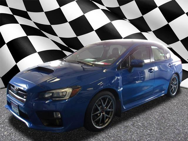 Subaru WRX STI Limited 2016