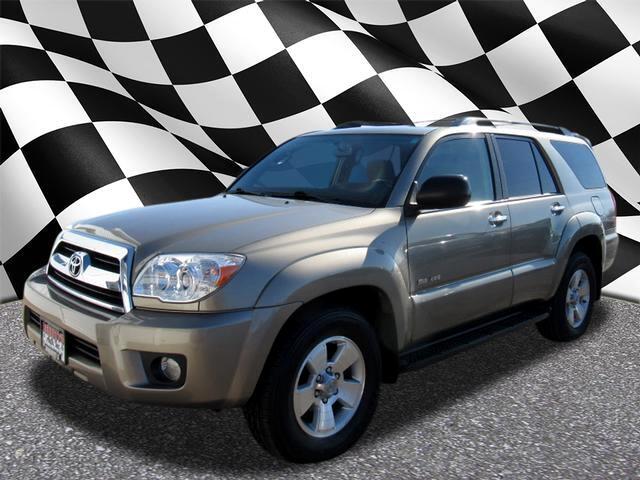 Toyota 4Runner SR5 4WD 2007