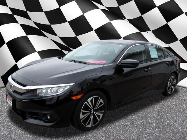 Honda Civic EX-T Sedan 6M 2017