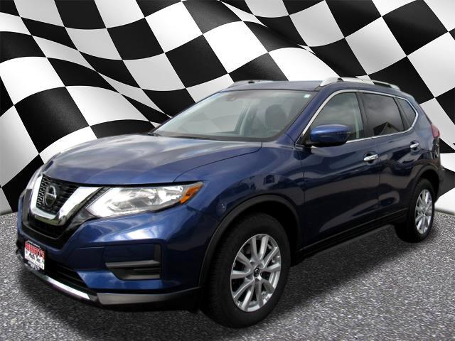 Nissan Rogue SV 2WD 2019