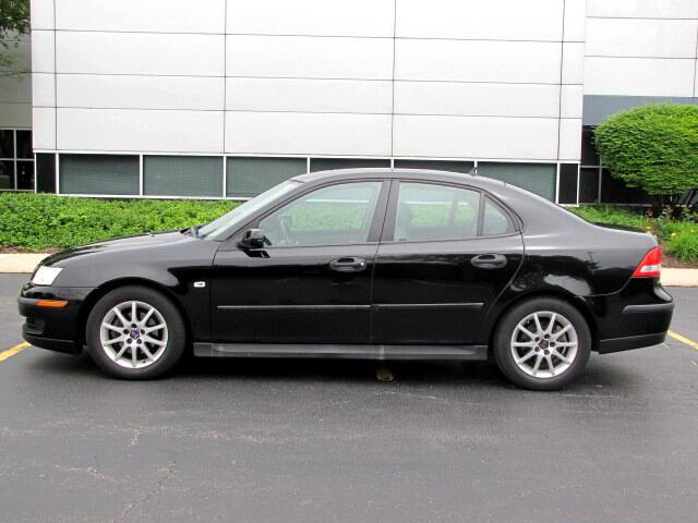 2004 Saab 9-3 Linear Sport Sedan