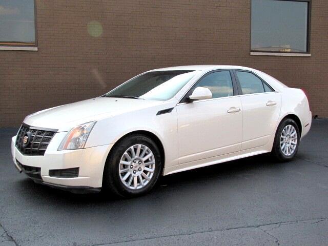 2013 Cadillac CTS Luxury AWD
