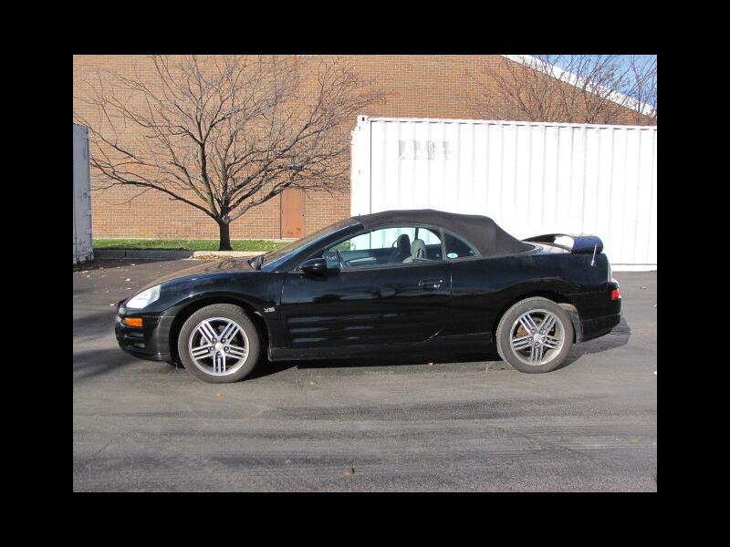 2003 Mitsubishi Eclipse GTS Spyder