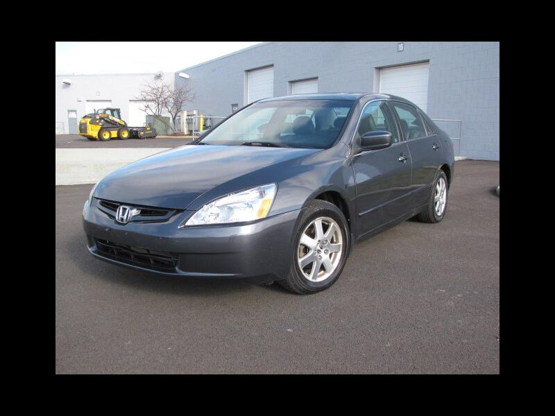 2005 Honda Accord EX V-6 Sedan AT