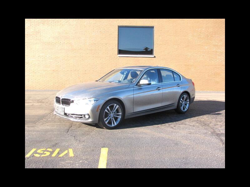 2016 BMW 3-Series 340i xDrive Sedan