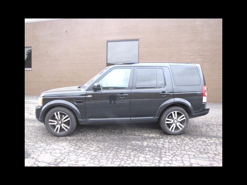 2011 Land Rover LR4 4WD 4dr LUX Limited Edition