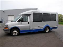 2009 Chevrolet Express Cutaway