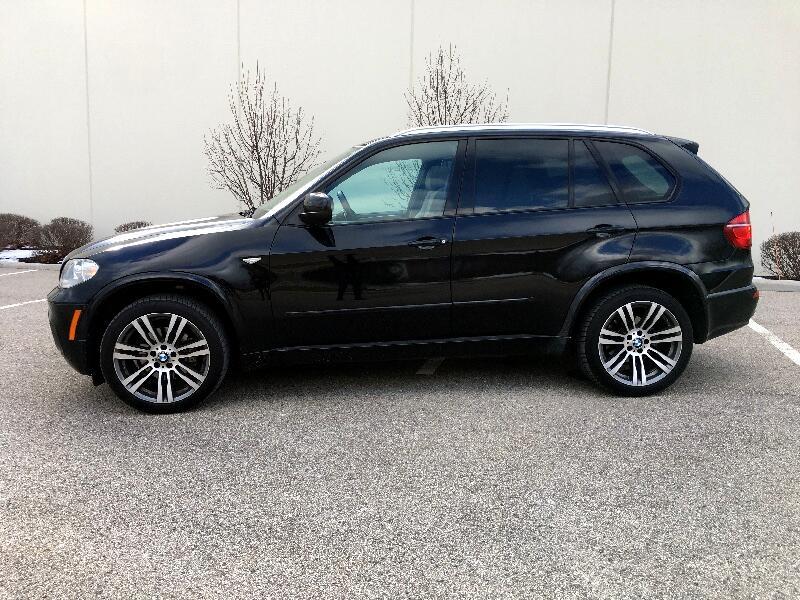 BMW X5 xDrive35i Sports Activity Vehicle 2013