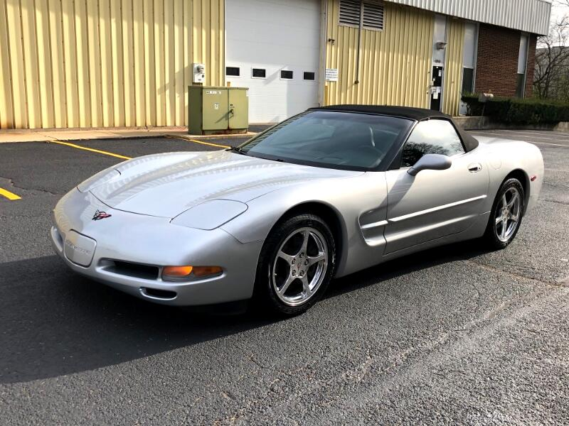Chevrolet Corvette Convertible 2002