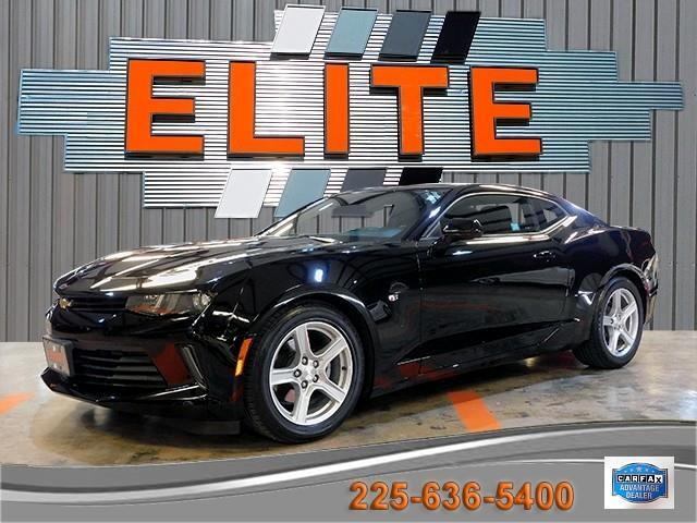 2017 Chevrolet Camaro 1LT Coupe