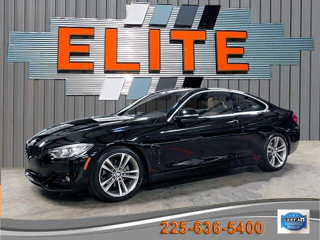 2016 BMW 4-Series 428i SULEV Coupe