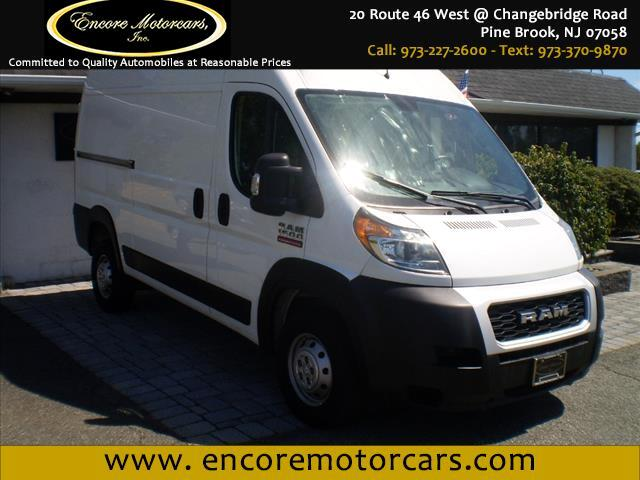 RAM Promaster 1500 High Roof Tradesman 136-in. WB 2019