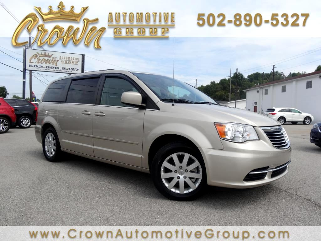 2015 Chrysler Town & Country 4dr Wgn LX