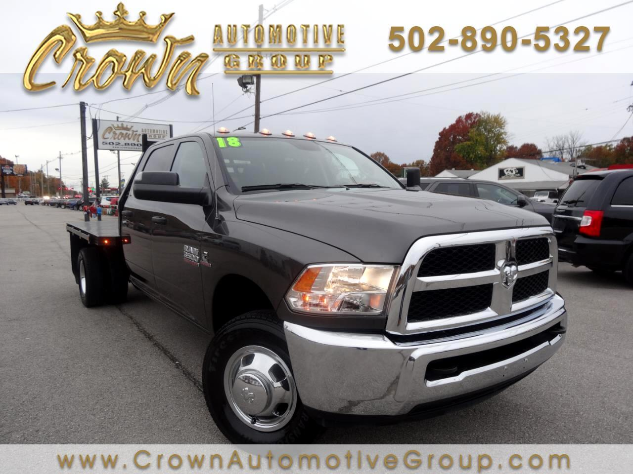 2018 RAM 3500 Chassis Cab Tradesman 4WD Crew Cab 172