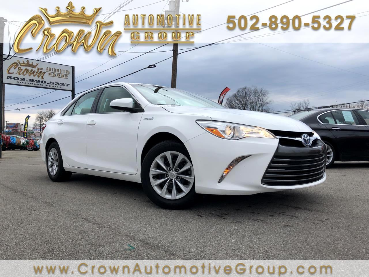 2015 Toyota Camry Hybrid 4dr Sdn LE (Natl)