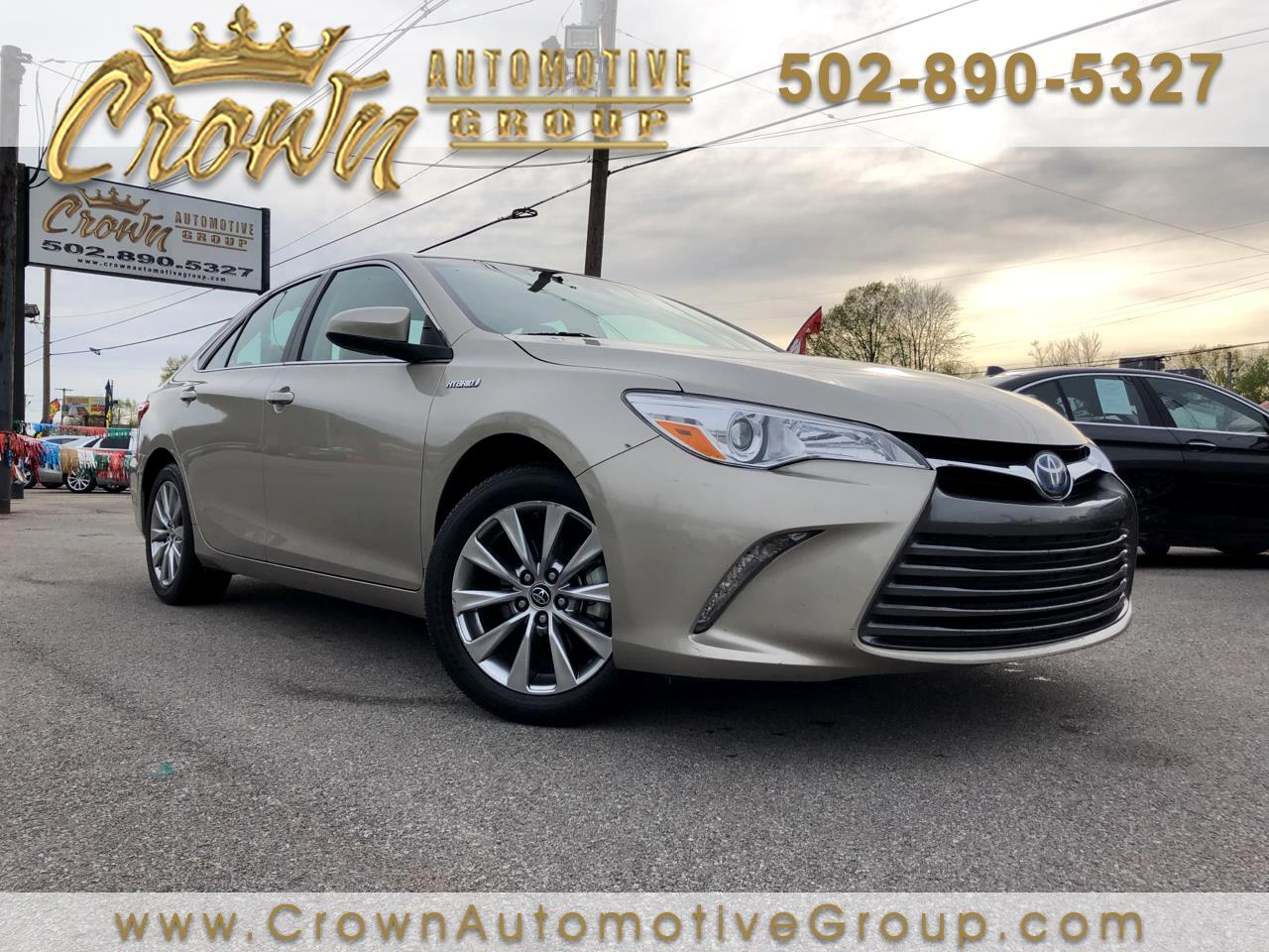 2016 Toyota Camry Hybrid 4dr Sdn LE (Natl)