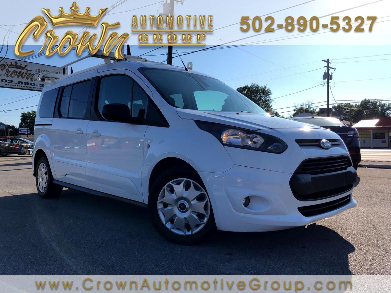2015 Ford Transit Connect Wagon 4dr Wgn LWB XLT
