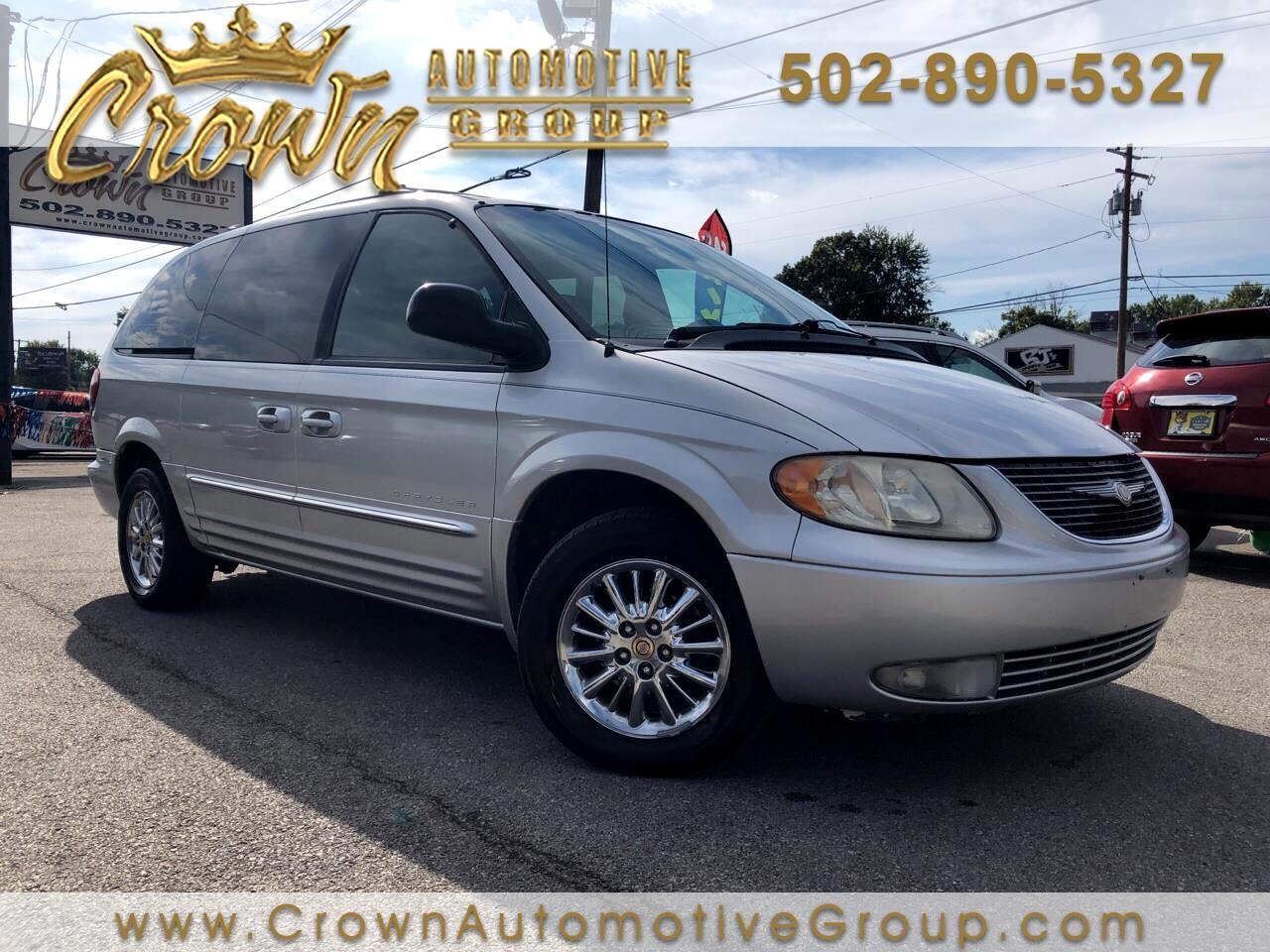 2001 Chrysler Town & Country 4dr Limited FWD