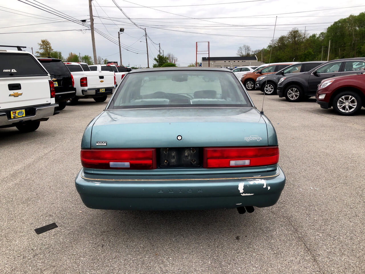 1996 Buick Regal 4dr Sdn Custom