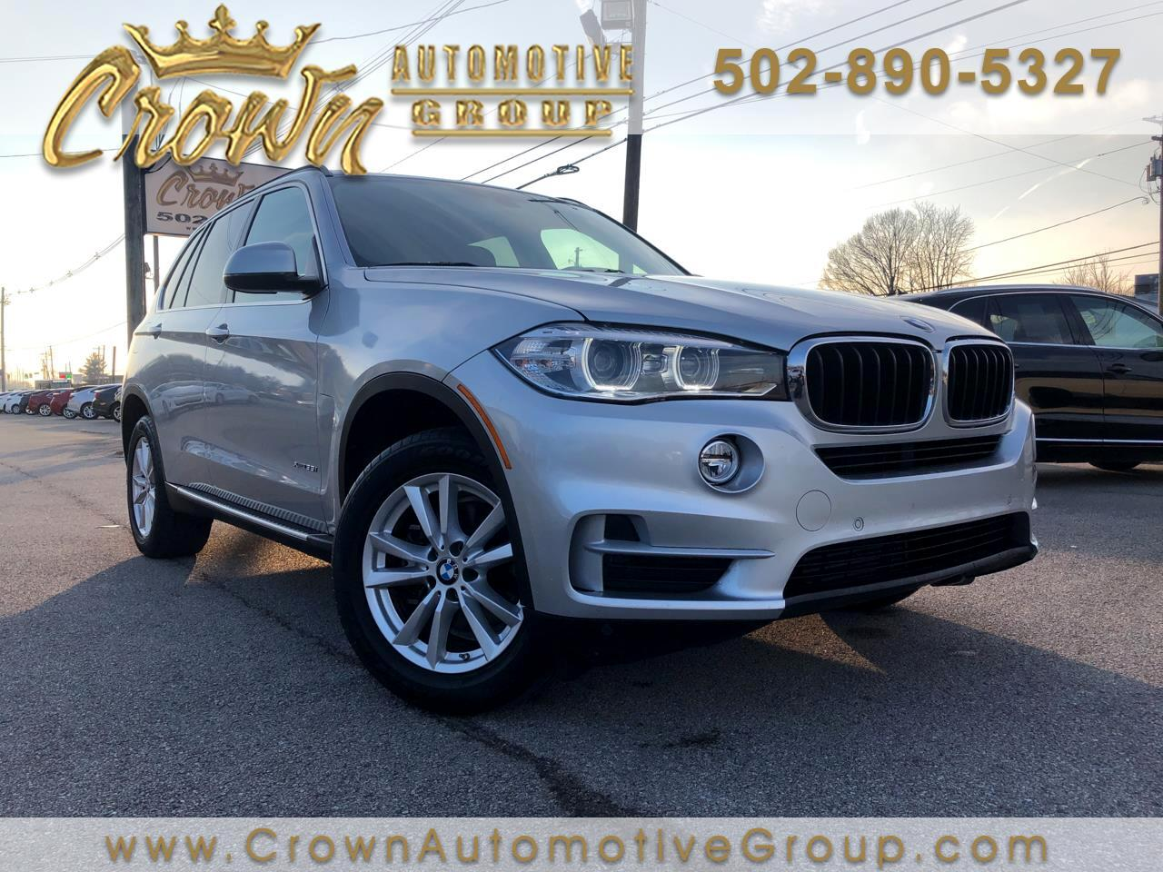 BMW X5 AWD 4dr xDrive35i 2015