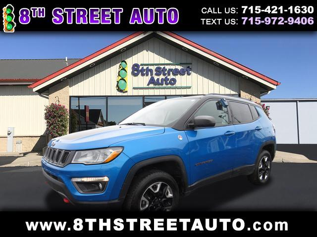 Jeep Compass Trailhawk 4WD 2018