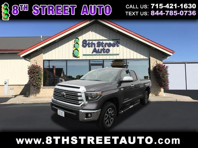 Toyota Tundra Limited 5.7L Double Cab 4WD 2019