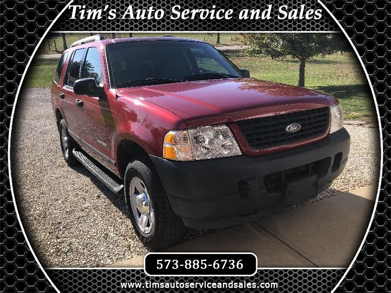 2005 Ford Explorer XLS 4.0L 4WD