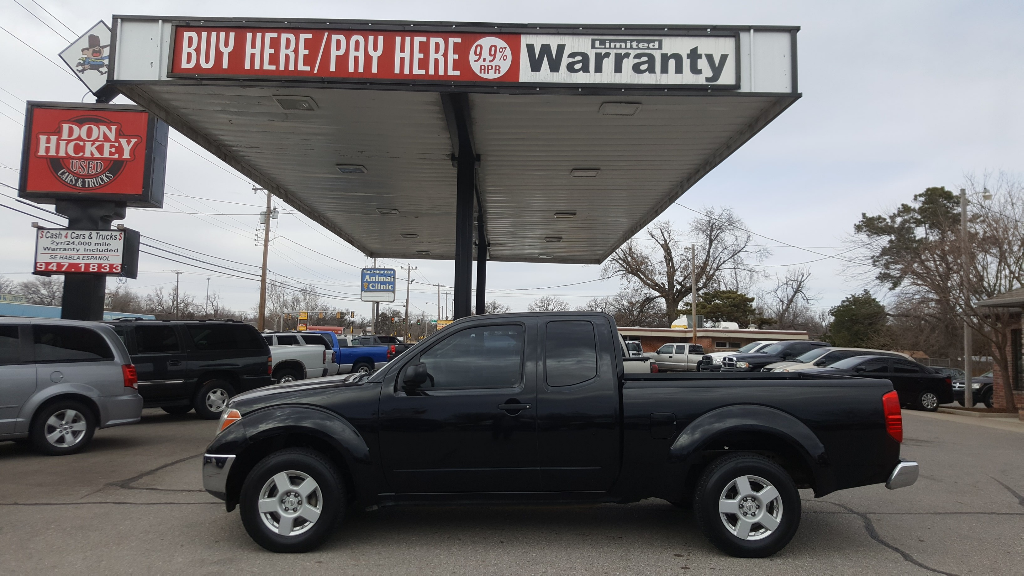 2005 Nissan Frontier SE King Cab 2WD