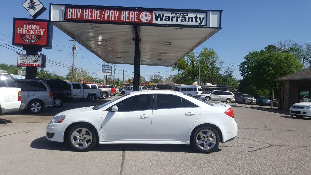 2012 Pontiac G6