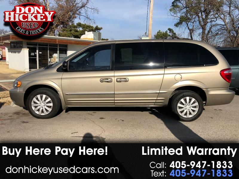 Chrysler Town & Country 4dr LXi FWD 2002