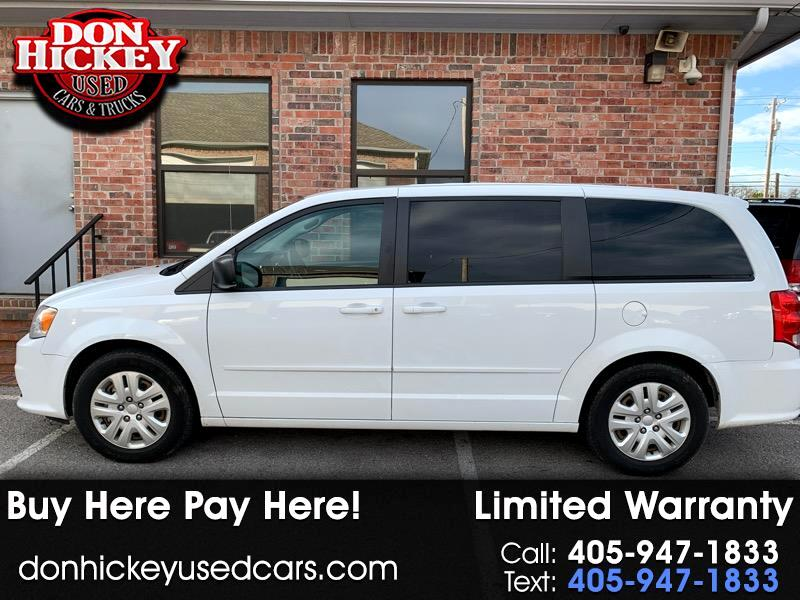 Dodge Grand Caravan SE Wagon 2017