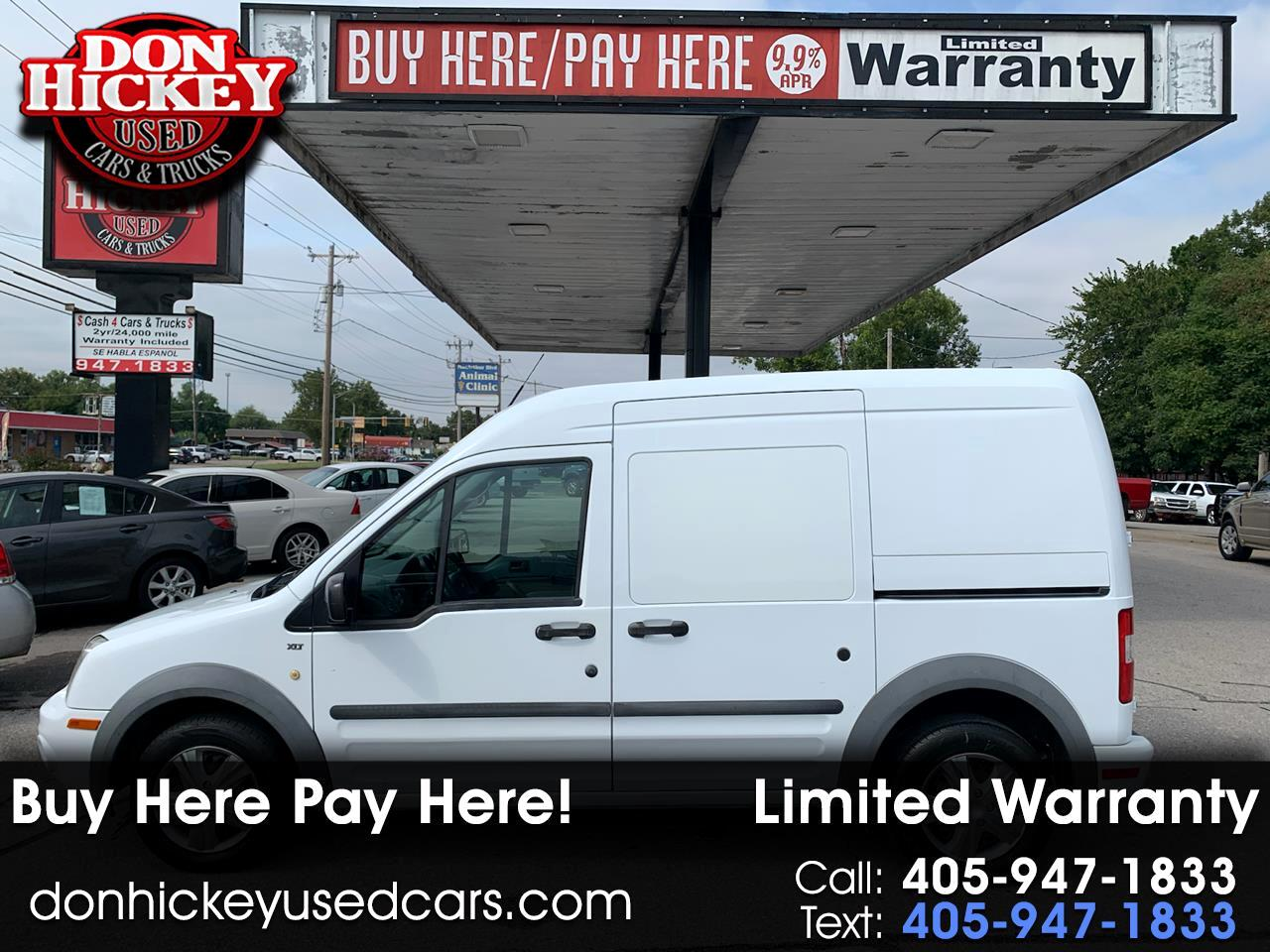 "Ford Transit Connect 114.6"" XLT w/o side or rear door glass 2013"