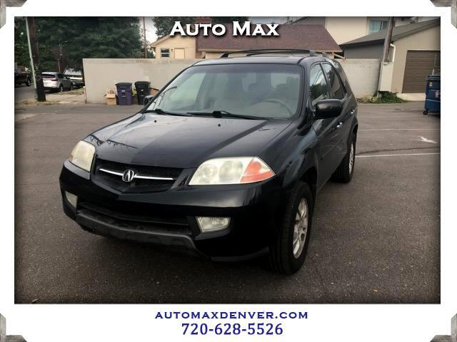 2003 Acura MDX Touring with Navigation System