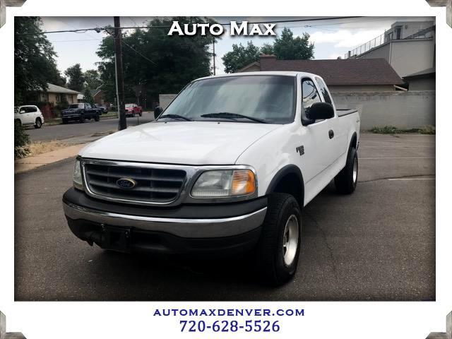2002 Ford F-150 XL 4WD