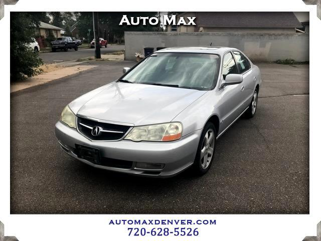 2003 Acura TL Type-S with Navigation System