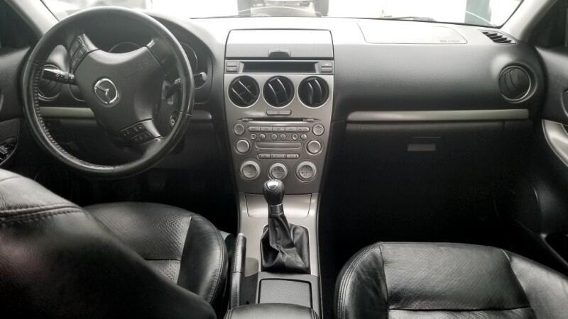 2005 Mazda MAZDA6 s 5-Door