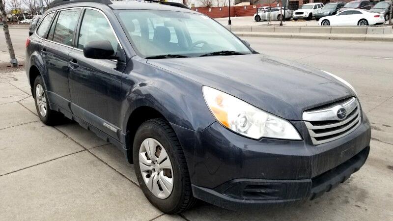 2011 Subaru Outback 2.5i