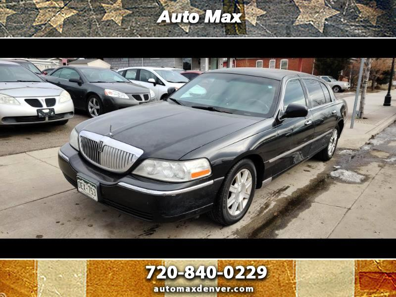 Lincoln Town Car Executive L 2011